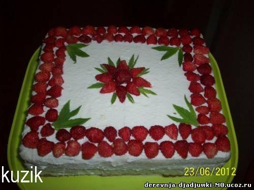 Фото обычны тортов